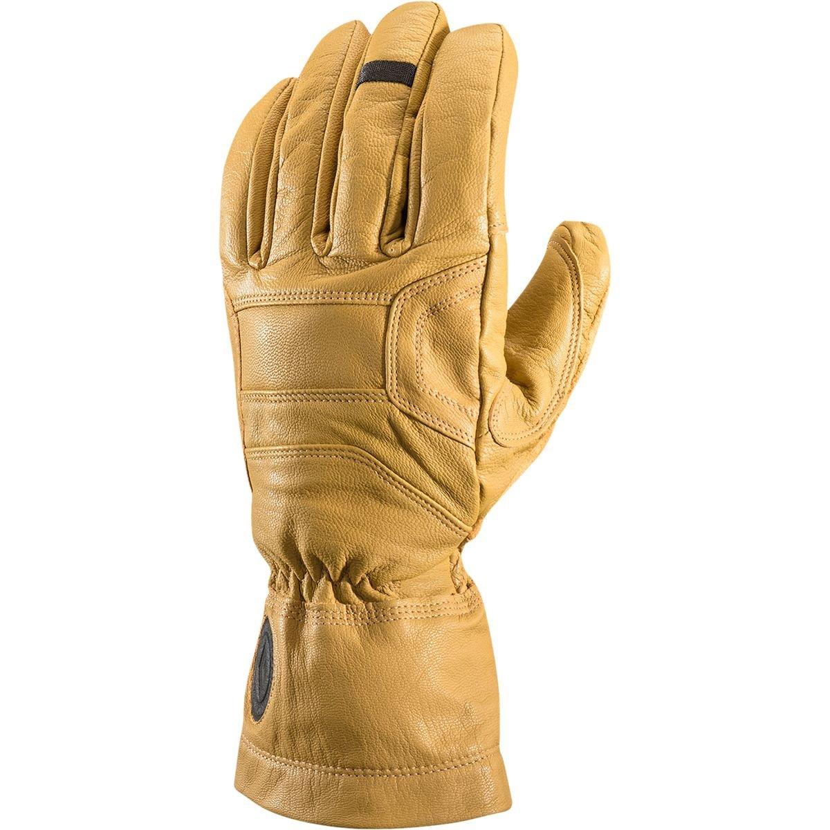 Schwarz Diamond kingpin handschuhe fingerhandschuhe neu