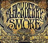 Blackberry Smoke: Leave A Scar - Live In North Carolina (Double Vinyl Gatefold, Black) [Vinyl LP] (Vinyl)