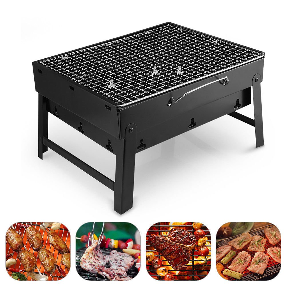 Amazon.com: Sittikatechai - Parrilla plegable para barbacoa ...