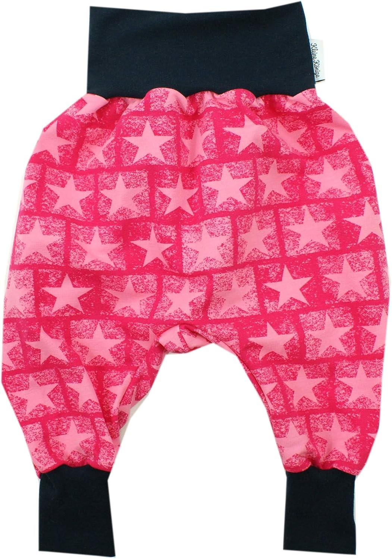 Kleine Könige Pantalones Bombachos Bebé Pantalones de Chándal Niña ...