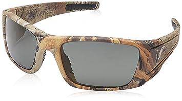 Vicioso visión Vengeance PRO Series gris lente gafas de sol, Realtree Xtra