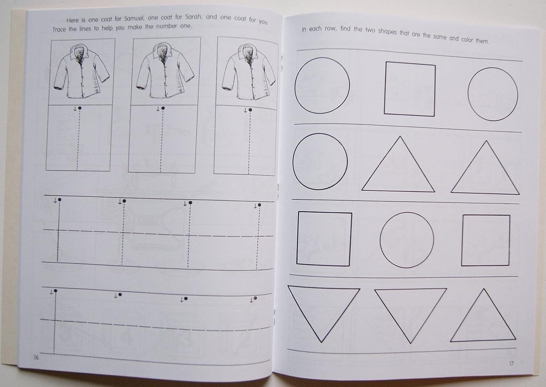 Workbooks rod and staff workbooks : Amazon.com: Rod and Staff Homeschool Preschool Activity Workbooks ...