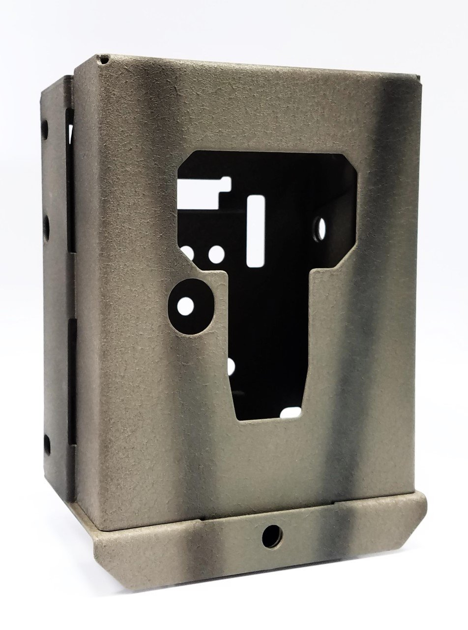 Camlockbox Bear Security Box Compatible with Covert LTE Wireless Scouting Game Camera