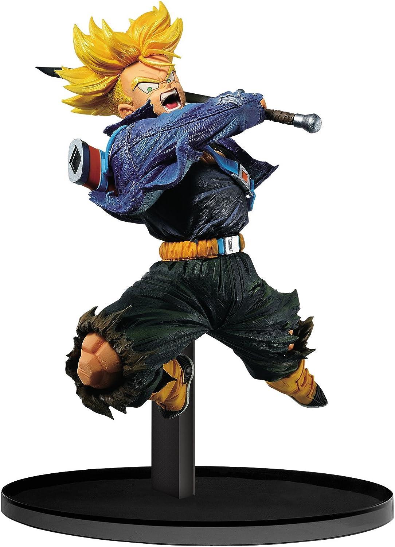 Banpresto World Figure Colosseum Super Saiyan Trunks Statue Dragon Ball Super