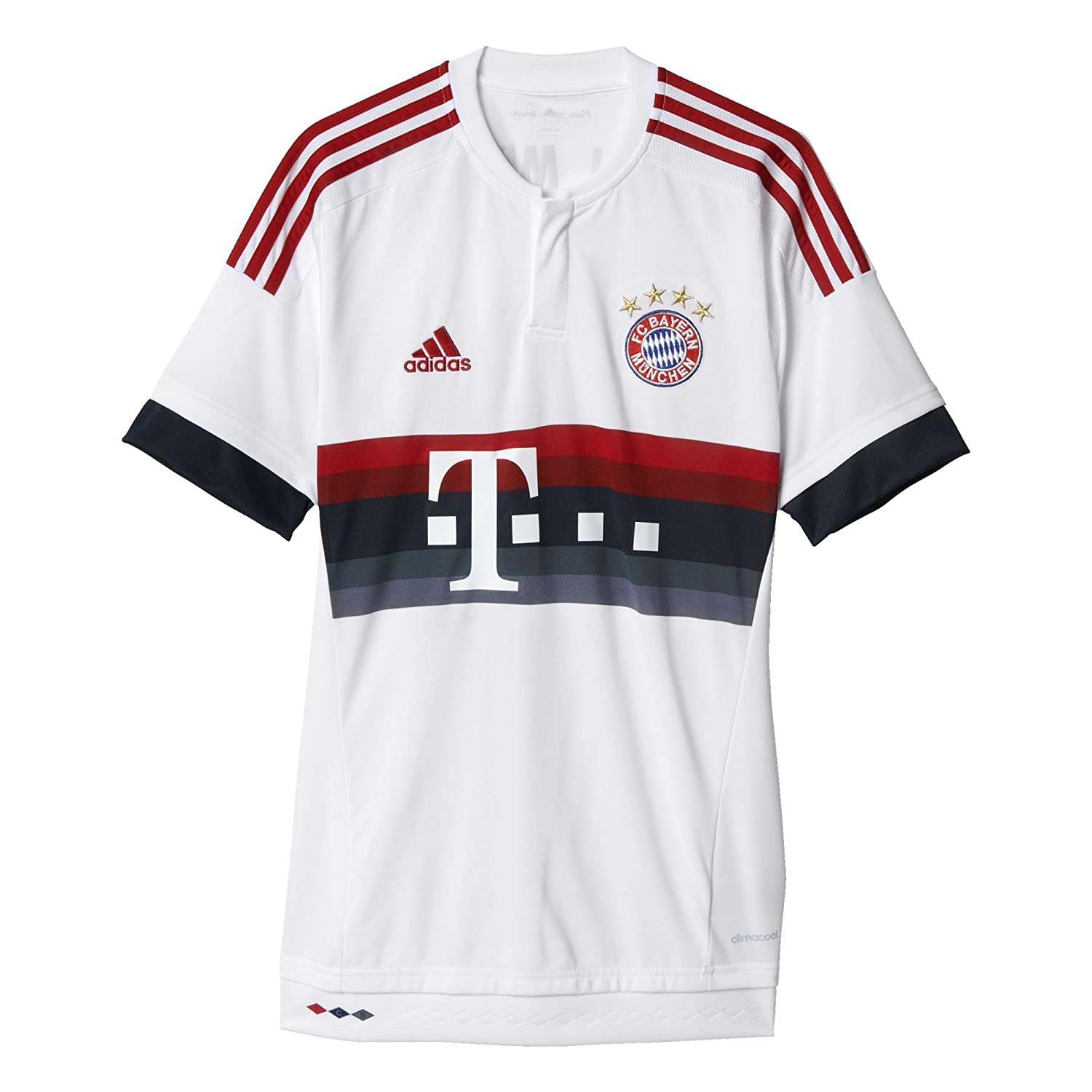 adidas Mens 2015 Bayern Munich Fc Away Jersey Large: Amazon.es ...