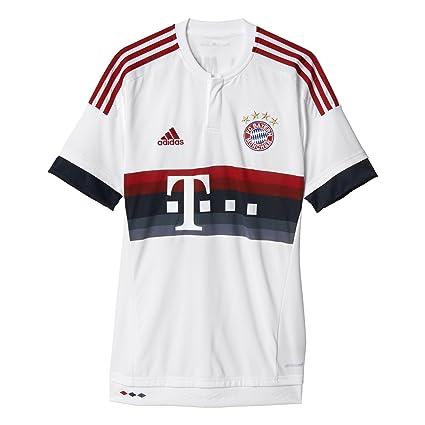 adidas Men's FC Bayern Away Replica Player Jersey