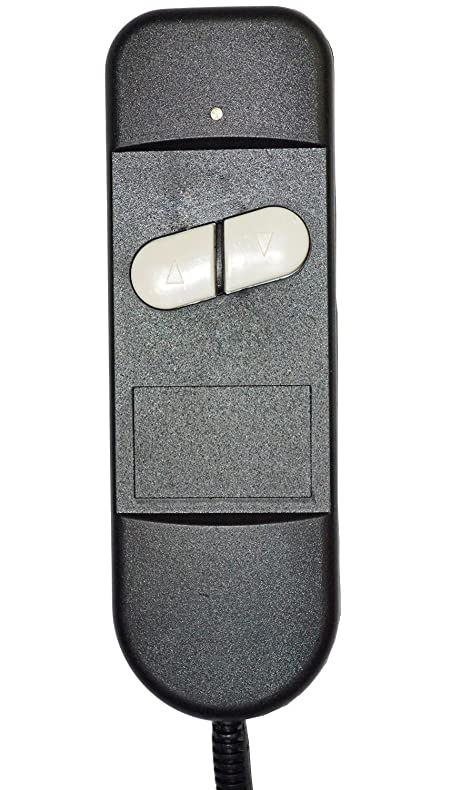 71DWUX5DBOL._SY790_ amazon com two button, 5 pin, lift chair or power recliner hand  at gsmx.co