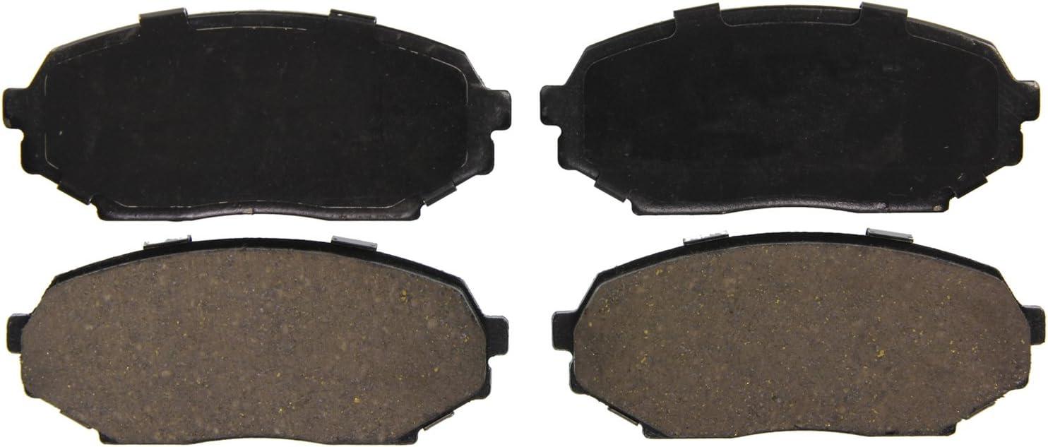 Wagner QuickStop ZD458 Ceramic Disc Pad Set Rear