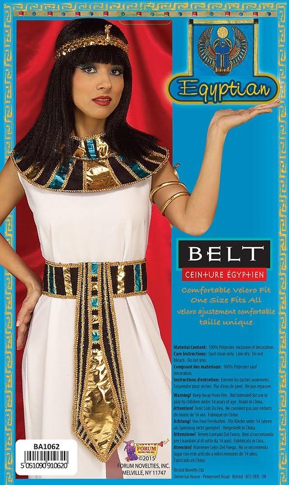Bristol Novelty- Cintura egiziana Taglia Unica Multicolore BA1062