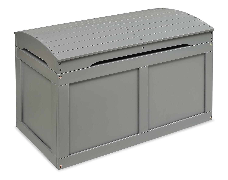 Badger Basket Barrel Top Toy Box, Cherry Badger Basket Company 01340
