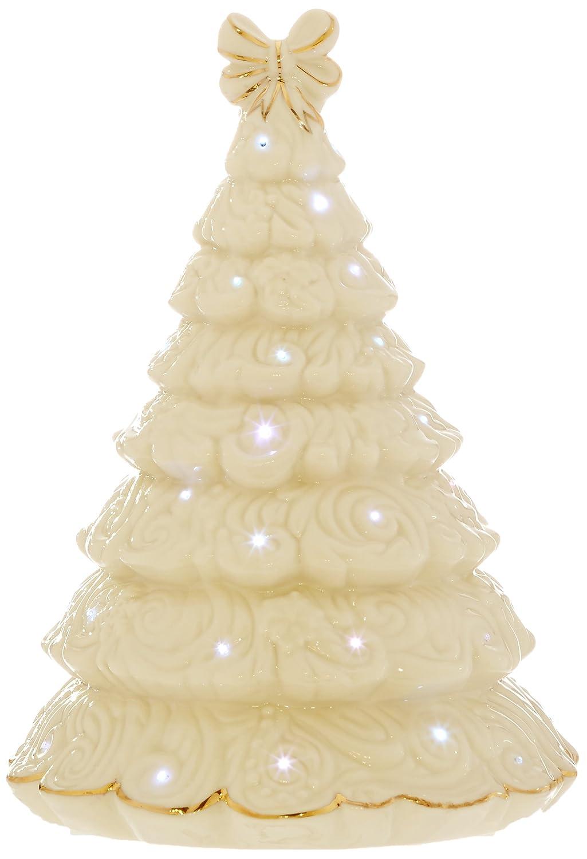 36ce4f5f661 Amazon.com  Lenox 871434 Brightly Shining Tree Lit Figurine  Home   Kitchen