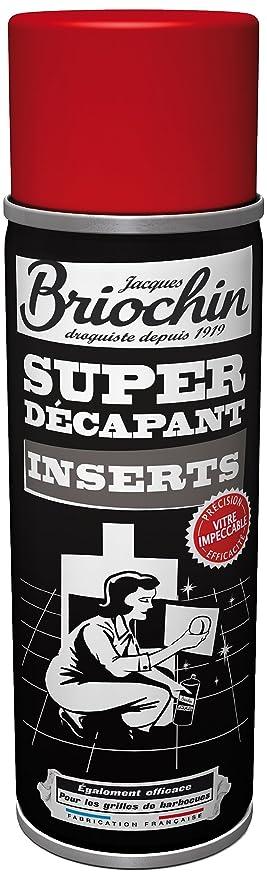 Jacques briochin entrevista Super decapante hornos y Inserts ...