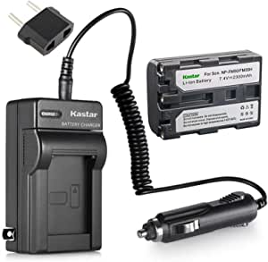 USB Battery Charger NP-FM50 For Sony DSC-F707 DCR-PC105 DCR-TRV14 Camcorder