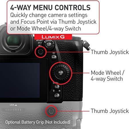 Panasonic DC-G9KBODY product image 9
