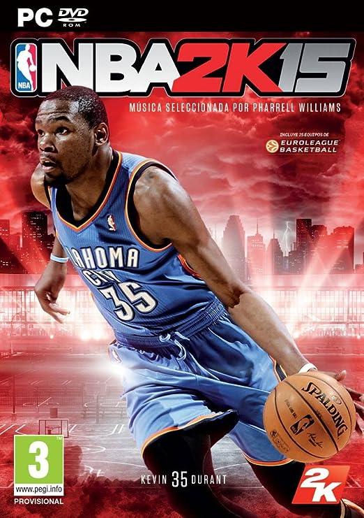 NBA 2K15: windows: Amazon.es: Videojuegos