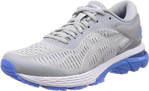 ASICS Gel-Kayano 25, Zapatillas de Running para Mujer: Amazon.es: Zapatos y complementos
