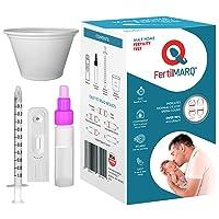 Fertility Home Sperm Test Kit | Indicates Normal or Low Sperm Count | Convenient...