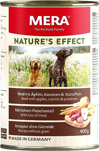 MERA-NATURE´S-EFFECT-Nassfutter-Getreidefreies-Hundefutter