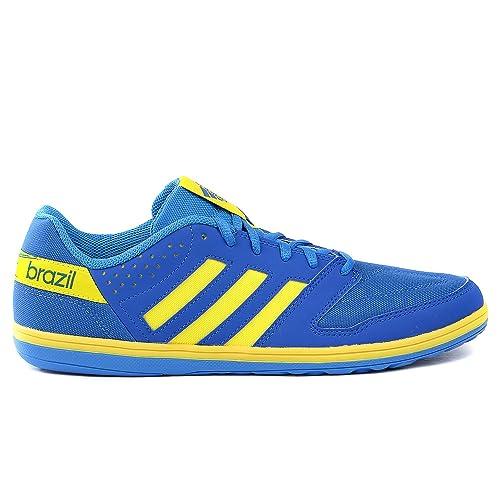 Adidas Freefootball JANEIRINHA Brazil Soccer Shoes Blue