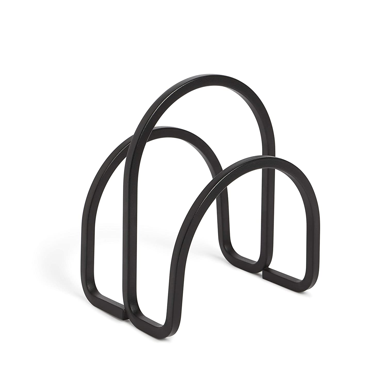 Black Umbra 1005748-040 Squire Napkin Holder