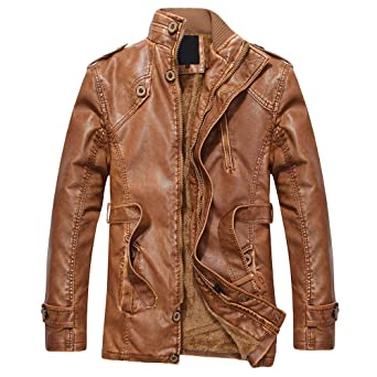 YKARITIANNA Mens 2018 New Coat, Fashion Autumn Winter ...
