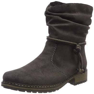 b1da1b2e08718b Rieker Damen Z6893 Stiefeletten  Rieker  Amazon.de  Schuhe   Handtaschen