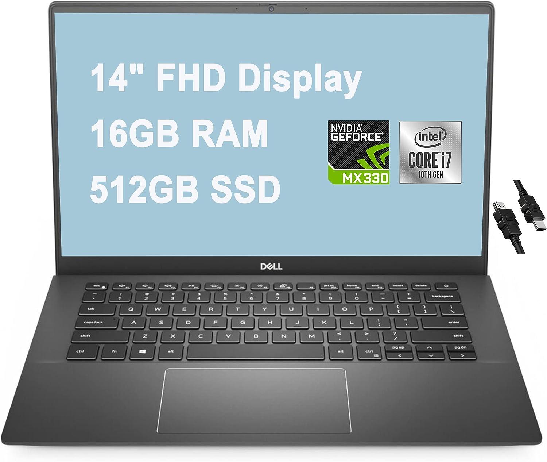 Flagship 2021 Dell Vostro 14 5000 5401 Laptop 14