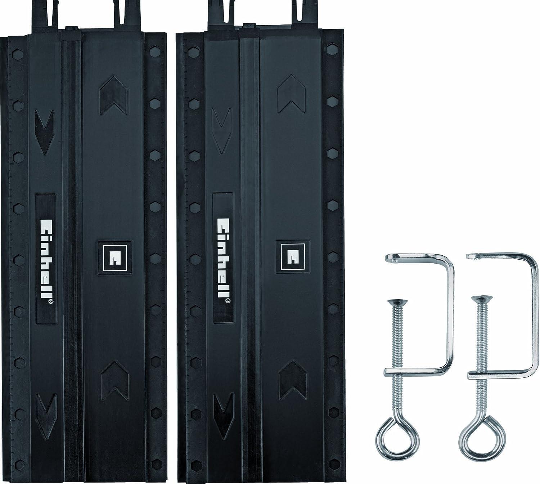 Einhell Accessoire Jeu de 2 rails de guidage L 700 pour TE-CS 190/1 - TE-CS 18 Li - 700 mm Führungsschiene L700 2tlg.