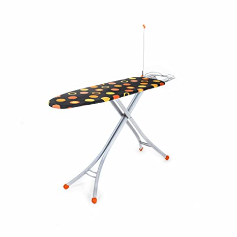 c2cd1861017 Bathla X-Press Klassique Ironing Board   Stand with Metal Mesh Technology  and Stepless Height Adjustment  Amazon.in  Home   Kitchen