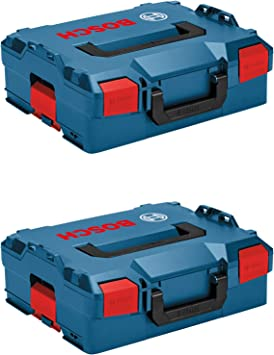 Bosch Professional L-BOXX 136 - Sistema de maletas (2 unidades, 14 ...