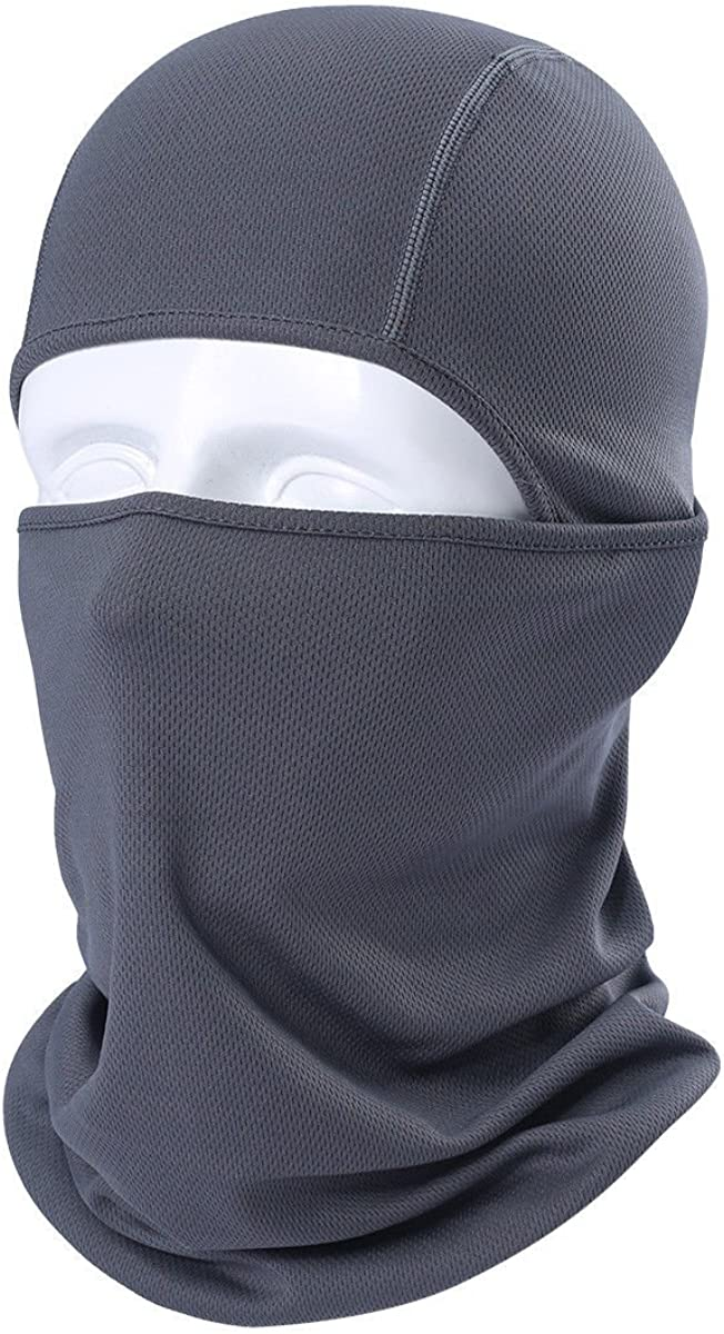 Neck Warmers Face Scarf Balaclava Ski Mask -Cold Weather Ski Face Mask