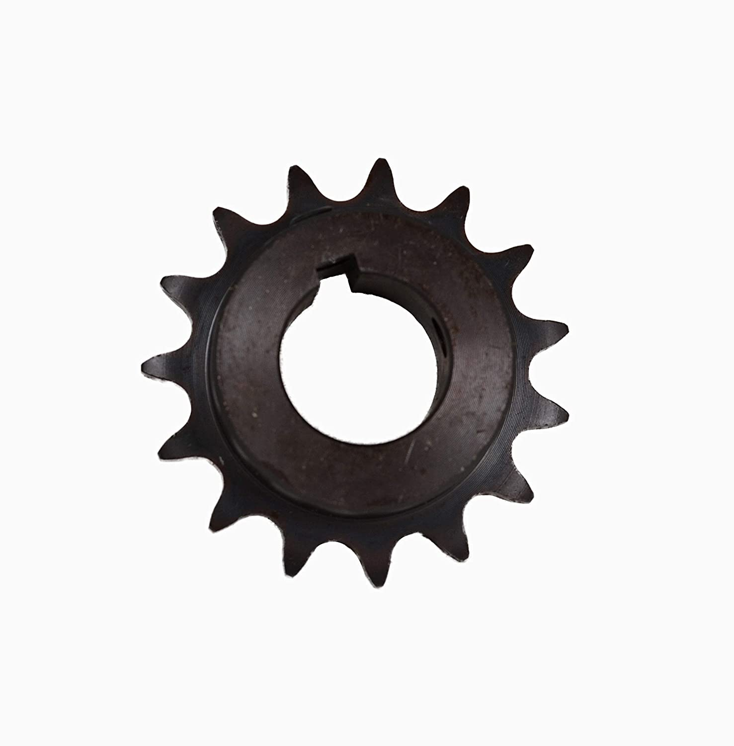 Black Oxide Finish 133582 3.32 Outer Diameter Bored to Size Sprockets: 1 Bore Hardened Teeth 50 Chain Size 15 Teeth
