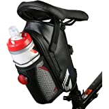 WOTOW ROSWHEEL 自転車バッグ サドルバッグ サイクリングバッグ 大容量 便利