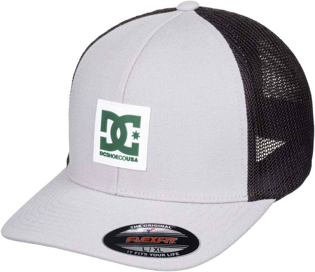 DC Shoes Mesher - Gorra Trucker Flexfit® - Hombre - One Size: DC ...