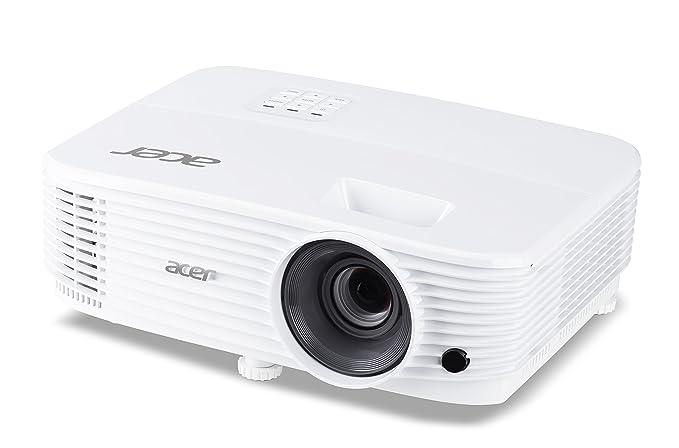 Acer P1250 - Proyector (3600 Lúmenes ANSI, DLP, XGA ...