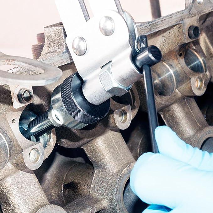 Compresor de muelles para valvulas universal 55-175 MM - LICOTA - PROFESIONAL: Amazon.es: Bricolaje y herramientas
