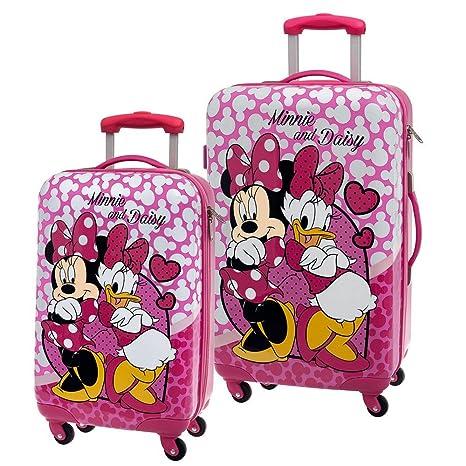Disney Minnie & Daisy Nice Day Juego de Maletas, 67.54 ...