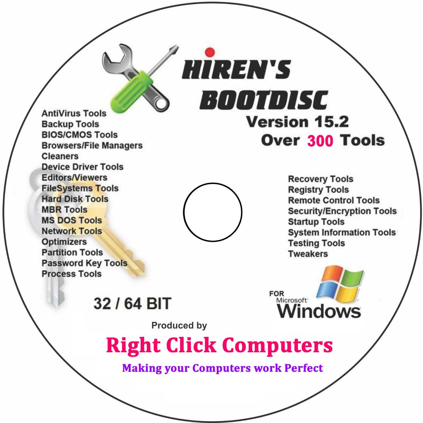 hirens boot cd registry repair windows 7