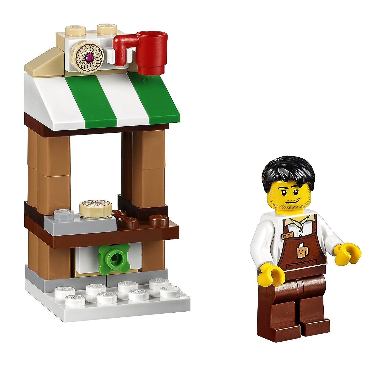Amazon.com: LEGO Holiday Christmas Train Ride 40262 (169 Piece ...