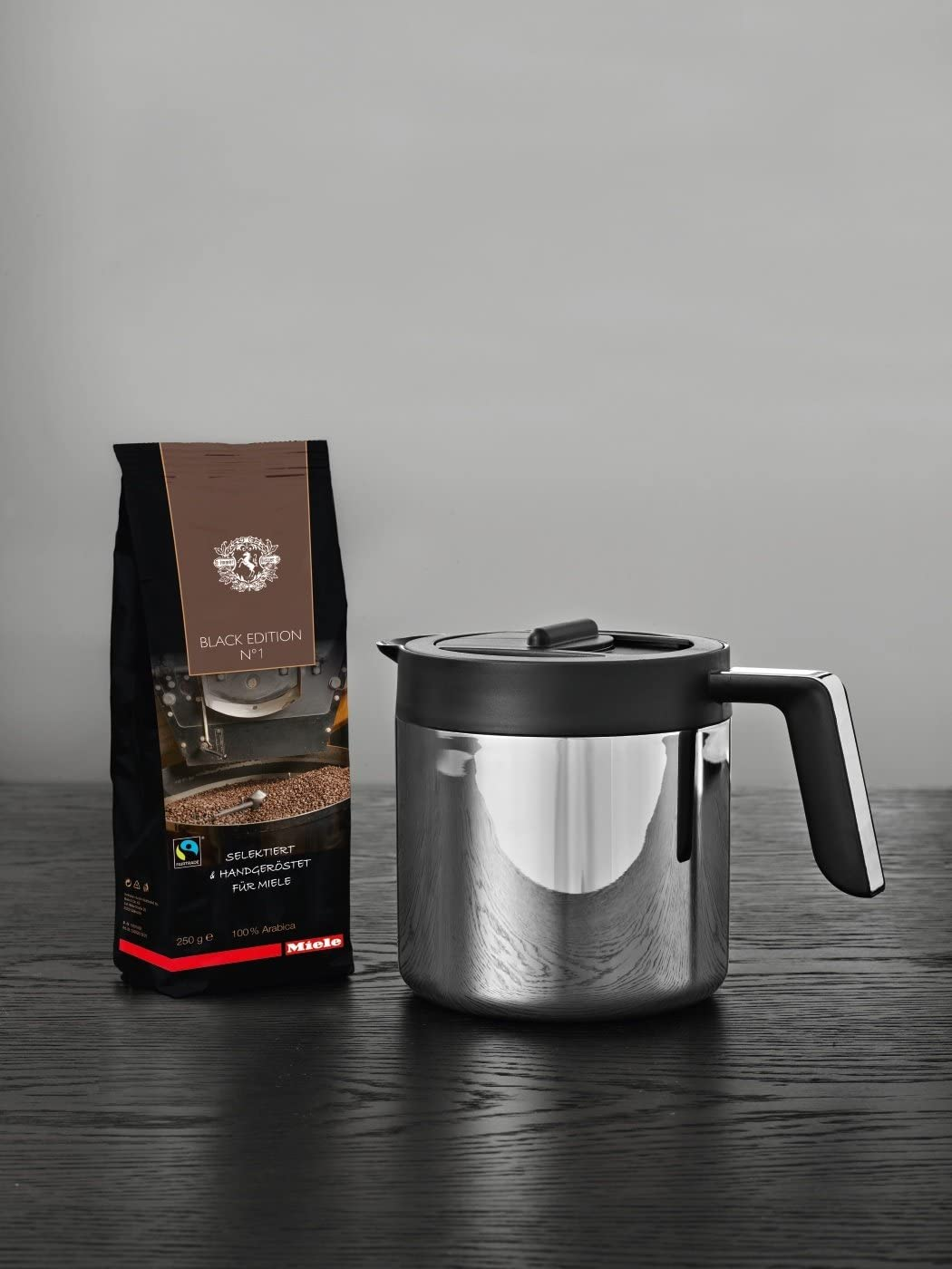 Miele cm6350 Black Edition – Cafetera automática obsidianschwarz: Amazon.es: Hogar