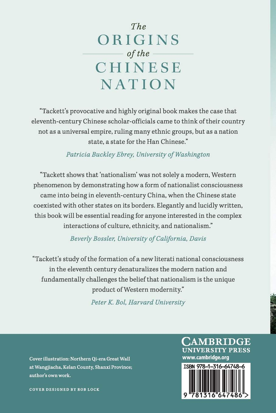 The Origins of the Chinese Nation: Song China and the Forging of an East  Asian World Order: Nicolas Tackett: 9781316647486: Amazon.com: Books