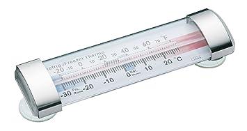 Kühlschrank Thermometer : Kitchen craft gefrierschrank kühlschrank thermometer amazon