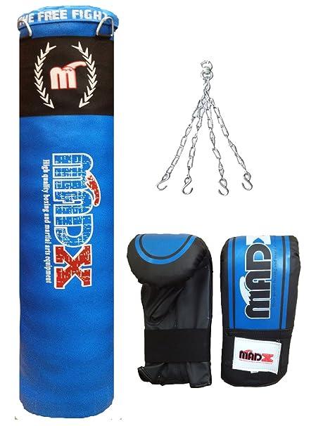 MADX 5ft Gold//Black Punch bag Chain