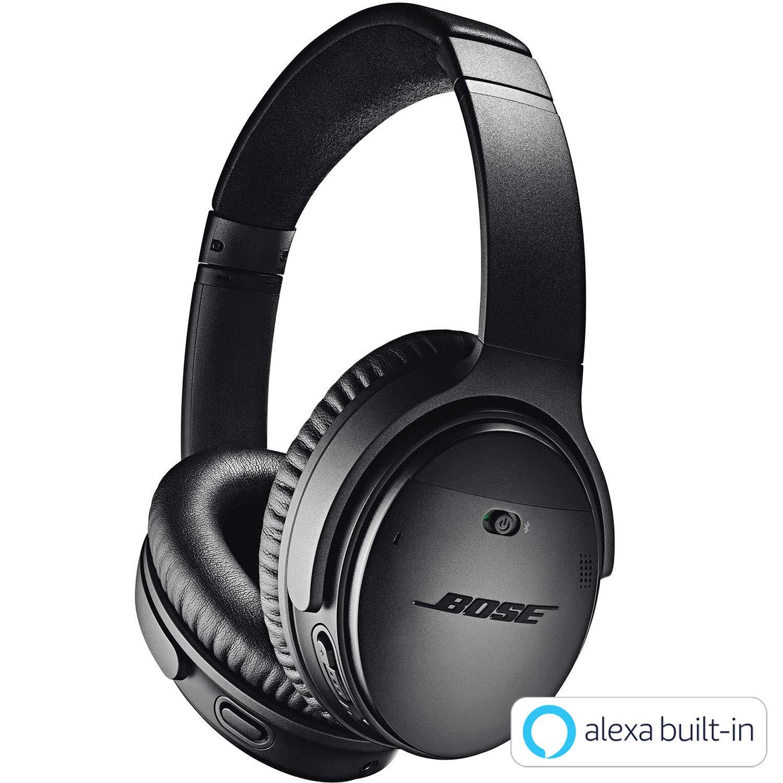 Bose QuietComfort 35 wireless headphones II ワイヤレスノイズキャンセリングヘッドホン Amazon Alexa搭載