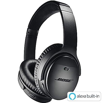 Bose Auriculares inalámbricos Quiet Confort 35 II BLK (Negro) 【 Japón Productos domésticos Genuine