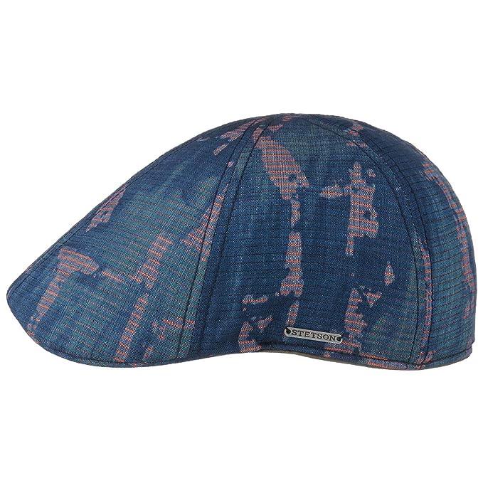 Stetson Coppola Texas Neon Stripes Berretto Estivo Cappello Piatto   Amazon.it  Abbigliamento 7929ce985b60
