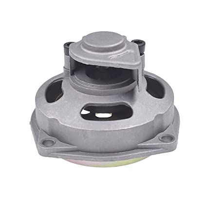 Amazon.com: JRL 6T CLUTCH BELL HOUSING COVER DRUM FOR 43CC 47CC 49CC DIRT POCKET ATV QUAD BIKE MINI: Automotive