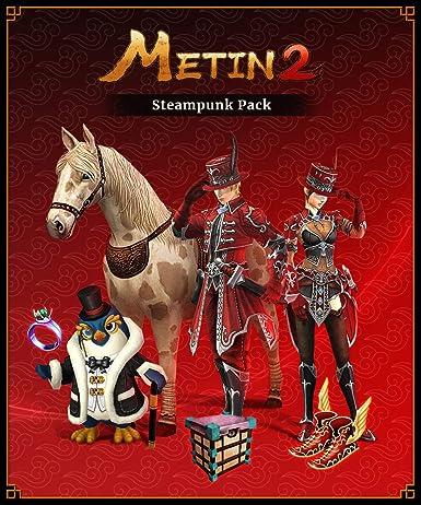 Metin2: Paquete steampunk (código): Amazon.es: Videojuegos