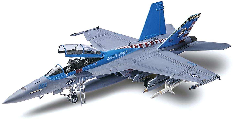 Revell 15532F/A 18F Super Hornet Kunststoff Flugmodell Revell Inc. 85-5532