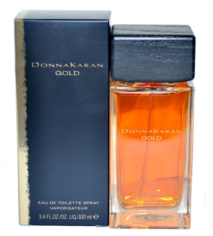 Donna Karan Gold By Donna Karan For Women. Eau De Toilette Spray 3.4-Ounce